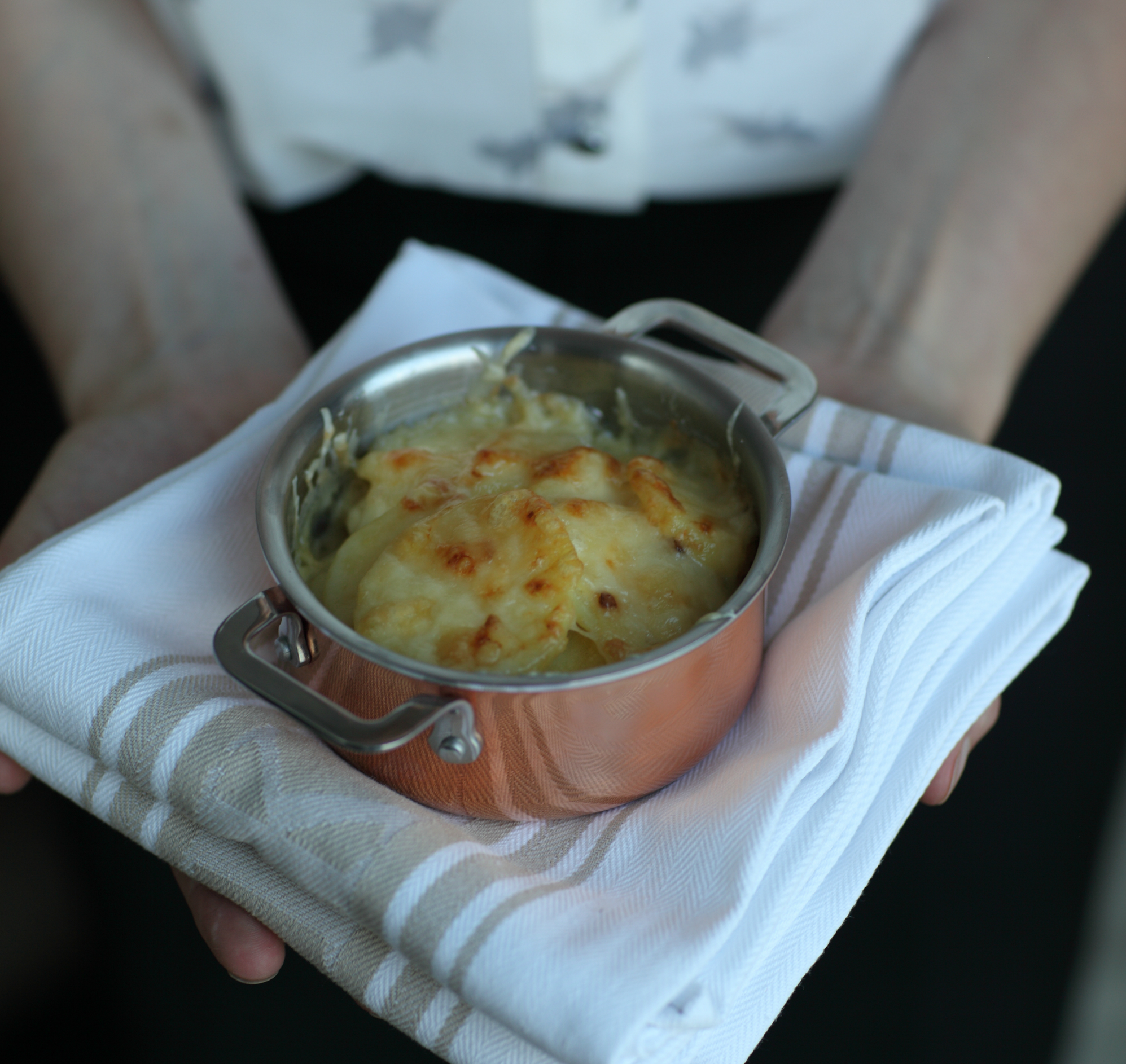 ProWare's Potato Dauphinois