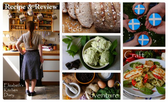 Elizabeth's Kitchen Diaries reviews ProWare Copper Tri-Ply