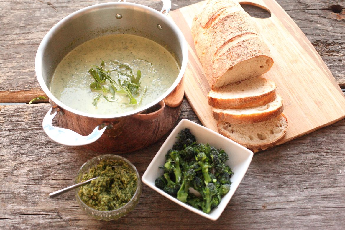ProWare's Broccoli Soup
