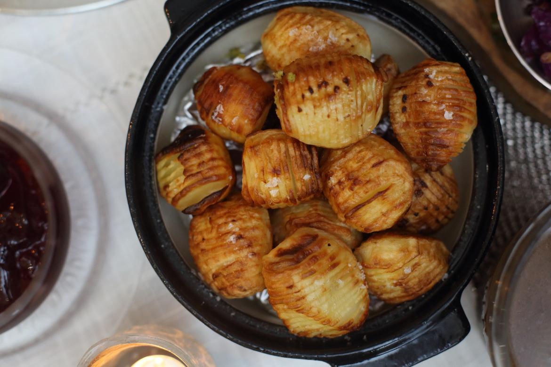 Proware's Hasselback Potatoes