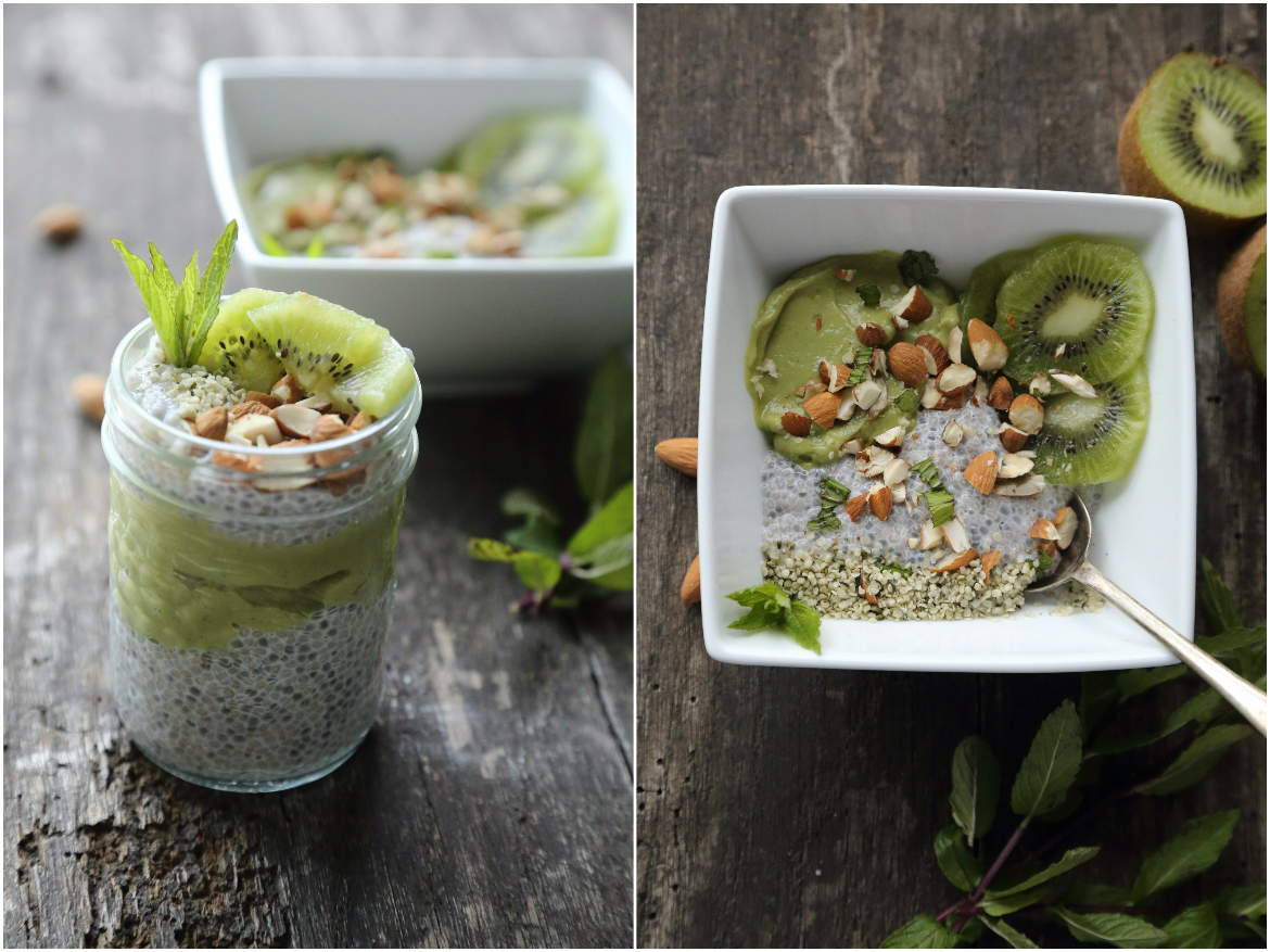 Photo of ProWare's Chia Pudding Lean and Green Toppings