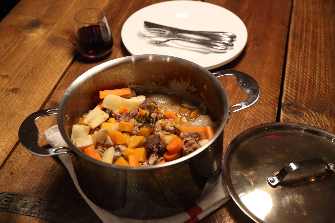 Image of ProWare's Autumn Venison and Pheasant Stew