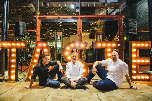 Taste London - Pascal Aussignac, Sophie Michell and Tom Kerridge