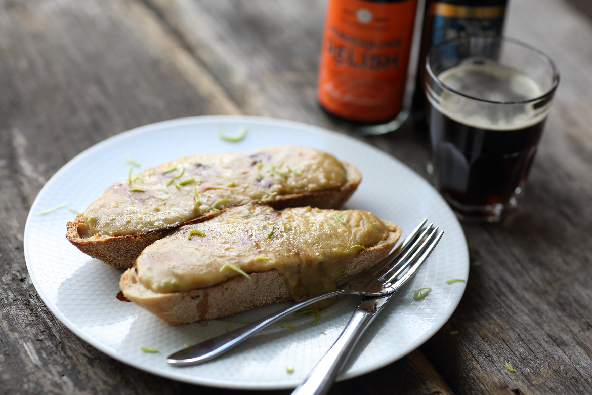 ProWare Kitchen's Welsh Rarebit Recipe