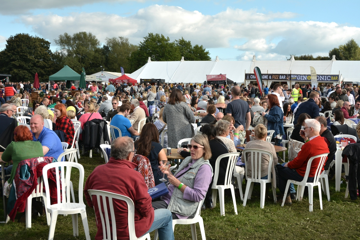 Foodie Dates October Stone Food Festival