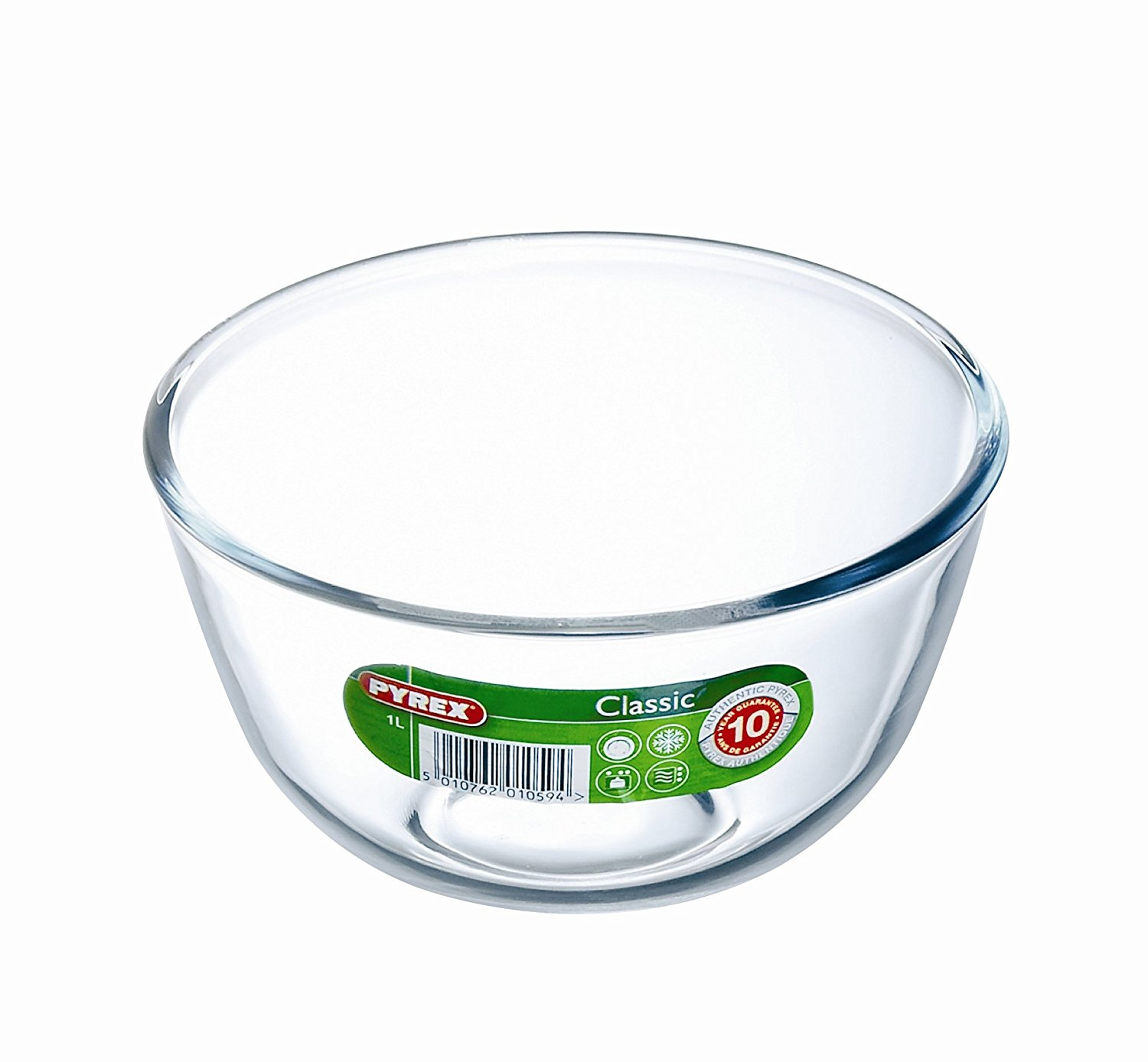 Pyrex Glass Bowl, 1.0L