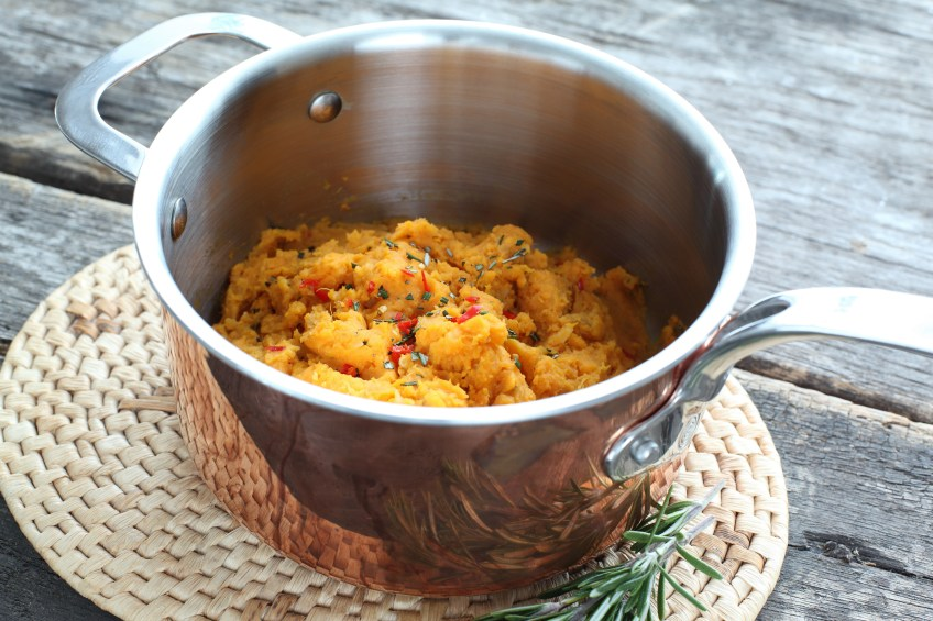 ProWare's Sweet Potato Mash