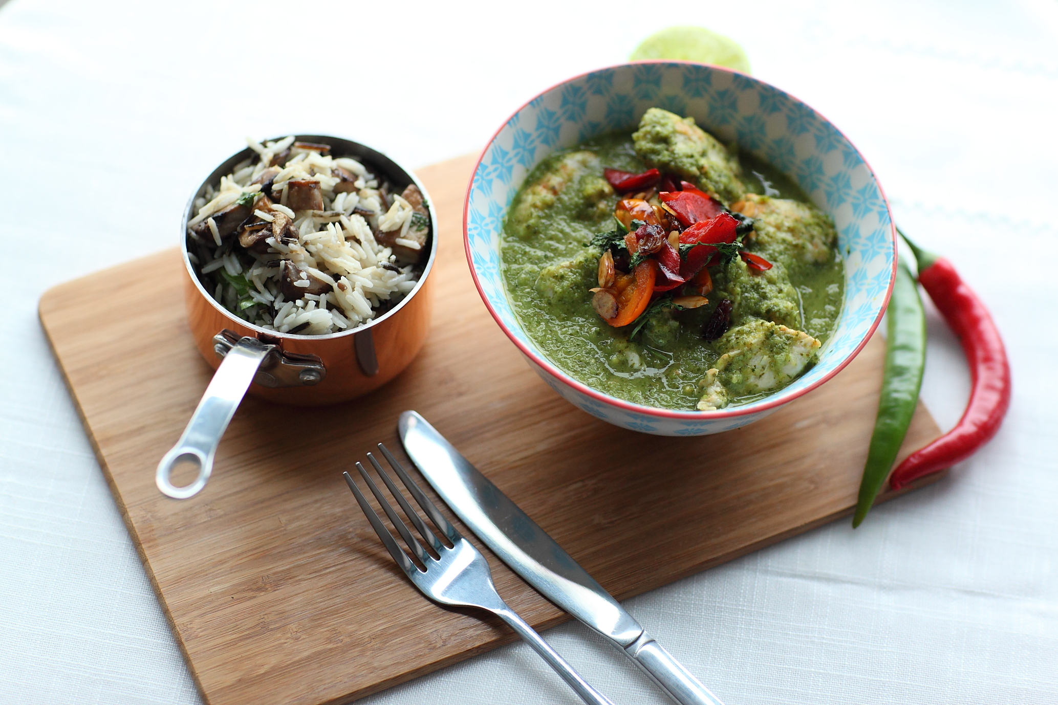 ProWare's Thai Green Curry