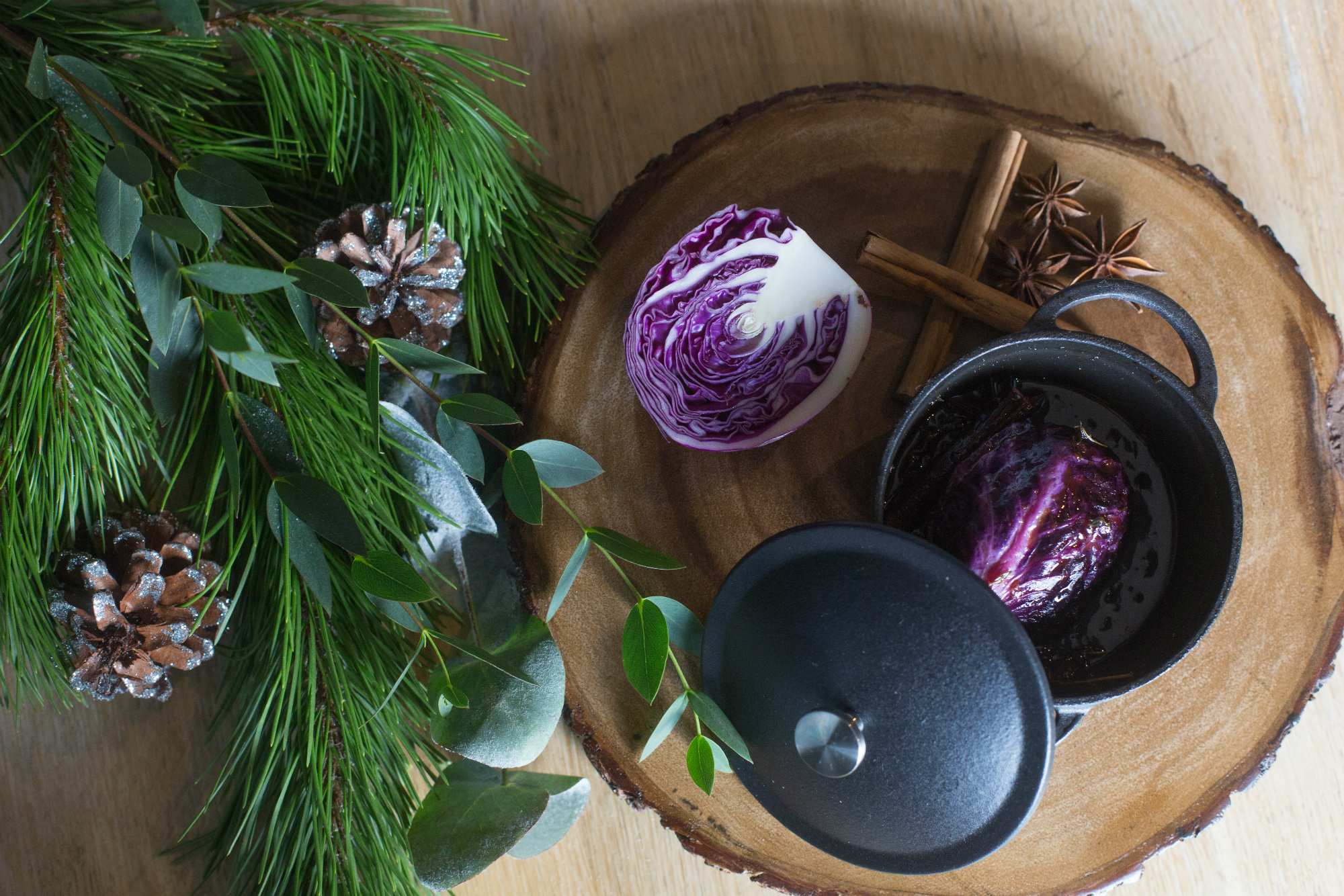 ProWare Christmas Recipes Joro Red Cabbage