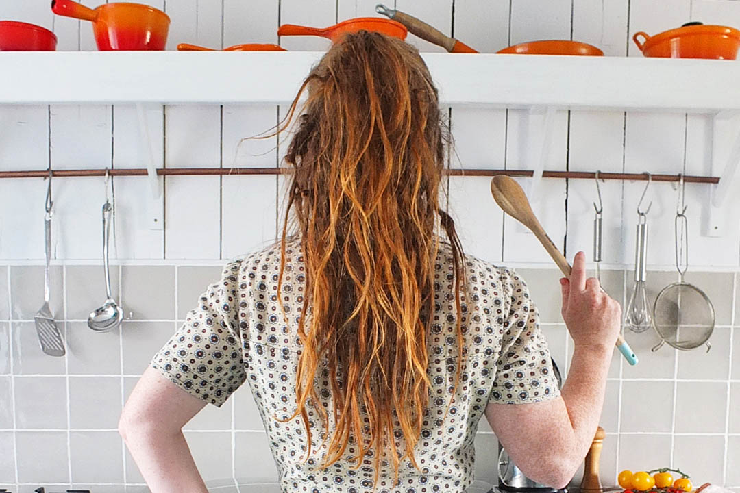 Elizabeth, Food Writer, Elizabeth's Kitchen Diary