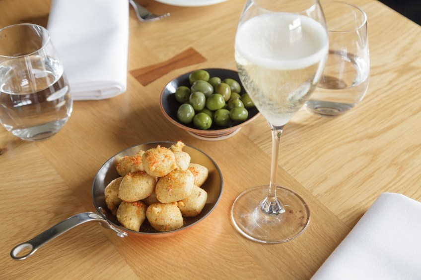 Paris House Proware Blue Cheese Puffs